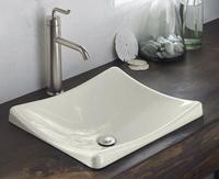 New Kohler DemiLav Vessels Lavatory – shape and function