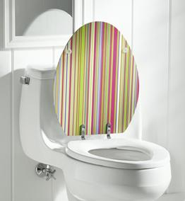 Designer toilet seats – new 'Surprise' from Kohler