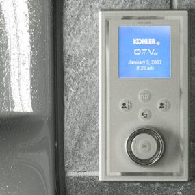 Kohler DTV II Custom Showering