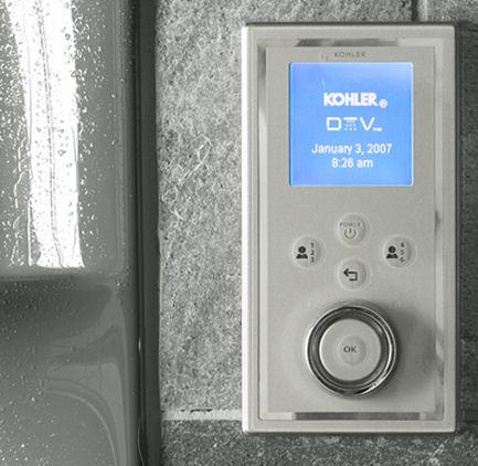 kohler dtv II custom showering Kohler DTV II Custom Showering