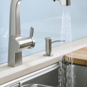 Kohler Evoke Kitchen Faucet – the new pullout faucet