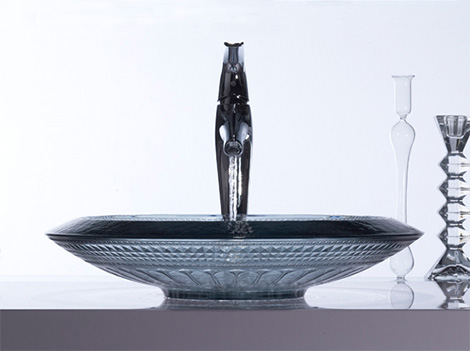 Attractive Kohler Glass Lavatories New Glass Lavatories U2013 Clear Cut Style From Kohler
