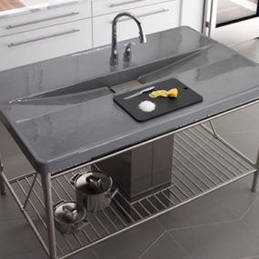Integrated Sink from Kohler – new Iron/Occasions