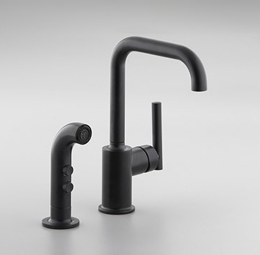 Kitchen Faucet With Pause Button