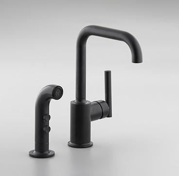 kohler kitchen faucet purist 3