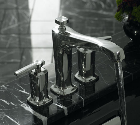 Kohler Margaux Bath Faucet series - the new bath- or deck-mount faucets