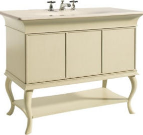 Provinity Vanity by Kohler – chic sophisticated