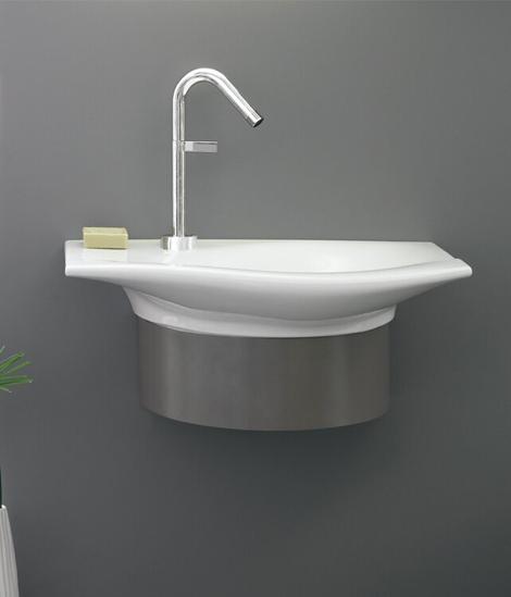 kohler sink stillness 2 Kohler Stillness bathroom collection