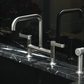 Kohler Torq bridge faucet – the new kitchen sink faucet