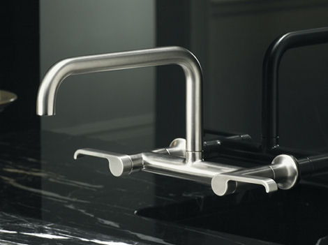 Kohler Torq Bridge Faucet - The New Kitchen Sink Faucet