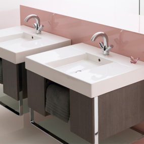 Wall Mounted Vanity Travese – new Kohler design for the way you live now