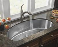 New Kohler D-shape Undertone Kitchen Sink – better esthetics