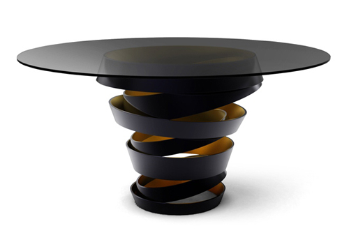 koket table intuition 1 Flashy Furniture by Koket