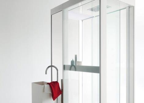kos avec moi shower detail Avec Moi Shower Box by KOS   two person shower