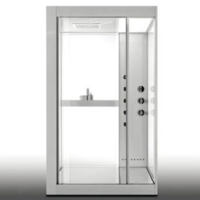 Avec Moi Shower Box by KOS – two-person shower