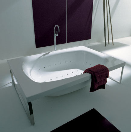 kos kaos bathtub Italian freestanding bathtub from Kos   the Kaos tub