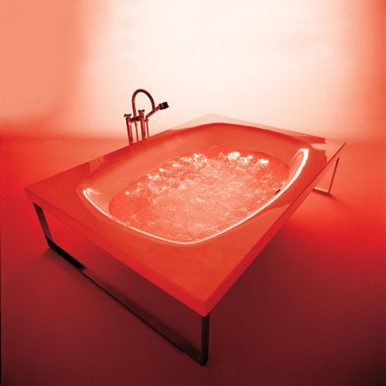 kos kaos freestanding tub Italian freestanding bathtub from Kos   the Kaos tub