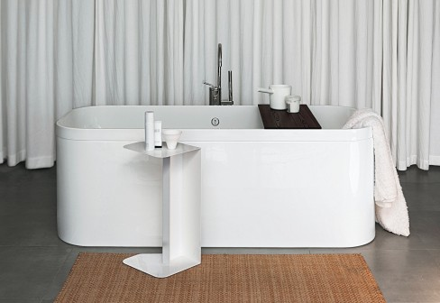 kositalia bathtub geo freestanding 1 Slim Bathtubs by Kos   new Geo