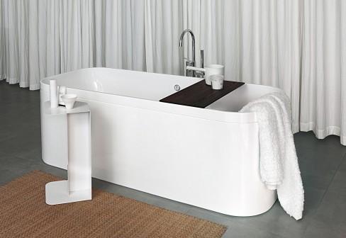 kositalia bathtub geo freestanding 2 Slim Bathtubs by Kos   new Geo