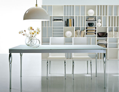 kreaty table retro 1 Contemporary Dining Furniture from Kreaty