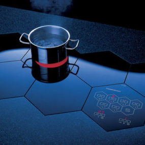 Electric Cooktops by Kuppersbusch – built-in honeycomb cooktop