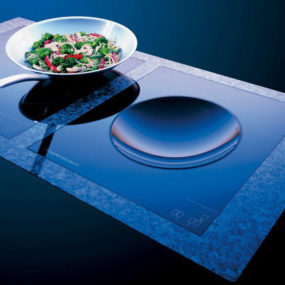 Induction Wok Cooktop by Kuppersbusch – the high-tech cooking
