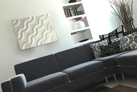 kwart 3 Karim Rashid Kwart Radiator by Hellos   new customizable designer radiator
