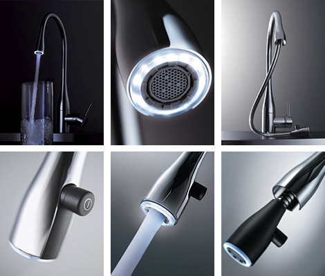 kwc kitchen eve Kitchen Faucets   7 Most Innovative Faucet Designs for 2009