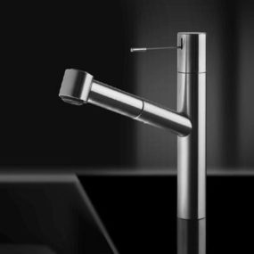 New KWC Ono kitchen faucet – minimalist expression