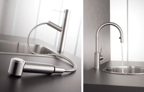 kwc ono kitchen faucet pullout