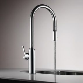 KWC SIN kitchen faucet – new for 2011