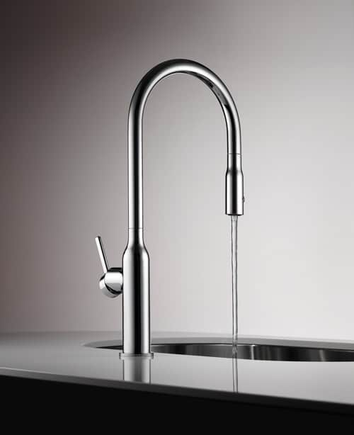 kwc sin kitchen faucet new 2011 1