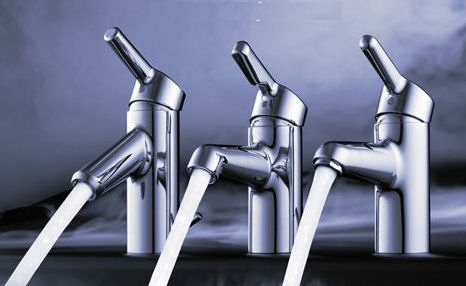 KWC Wamas Bathroom and Kitchen Faucet - the new faucet line