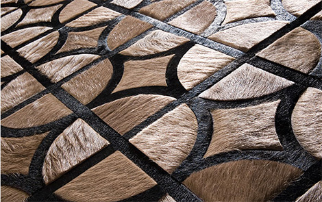 Kyle Bunting Rewind carpet details
