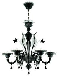 La Murrina Veneziano S – New Murano Glass Chandelier