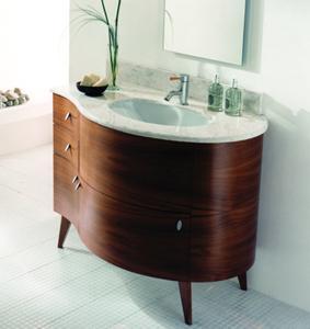 lacava vanity flou Lacava Flou   A Free Standing Vanity Cabinet