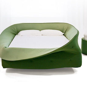 Cool Beds – Col Letto Wrapping Bed by Lago
