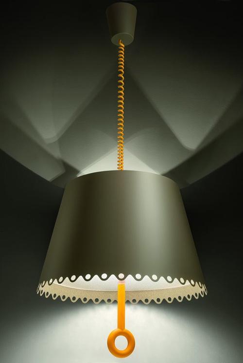 lamp lola italamp 1 Vintage Modern Lamps by Italamp   Lola