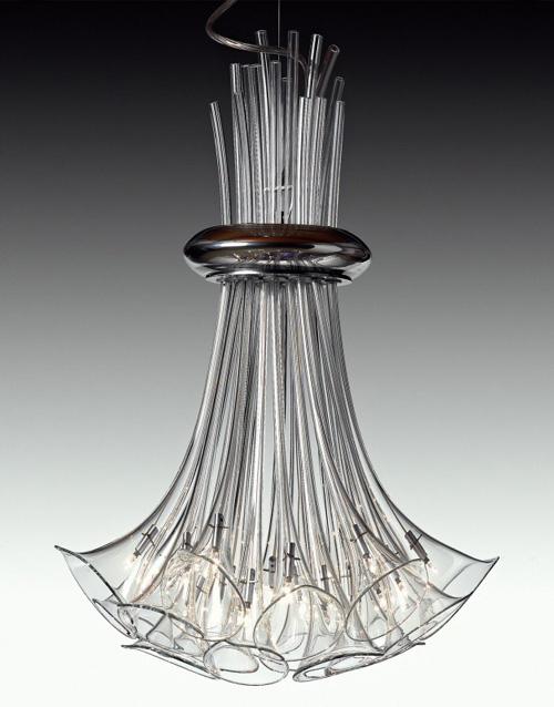 lamp zante avmazzega 4 Calla Lilies Lamp by Avmazzega