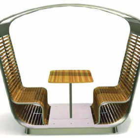 Outdoor Furniture by Jane Hamley Wells – the Capsule Turntable Room