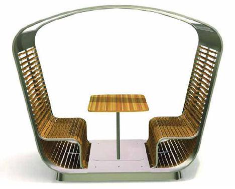 Outdoor Furniture by Jane Hamley Wells – the Capsule Turntable Room