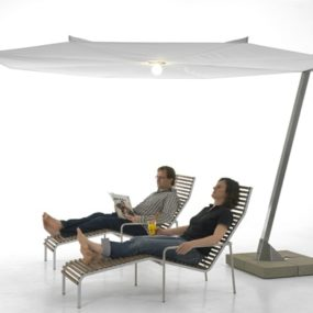 Large Parasol Umbrella by Extremis – Kosmos