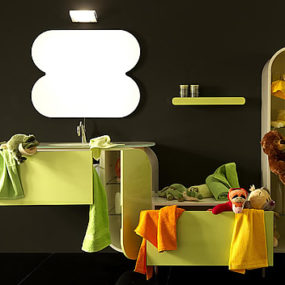 Bathroom Furniture Sets – new color set Flux by Lasa Idea