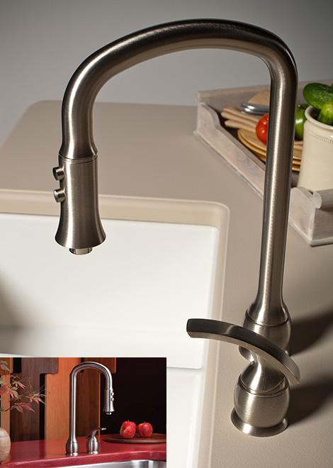 latest kitchen faucets elkay explore