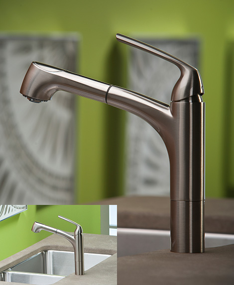 latest kitchen faucets elkay gourmet