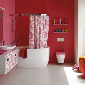 Bathroom Collections – new Mimo print collections from Laufen