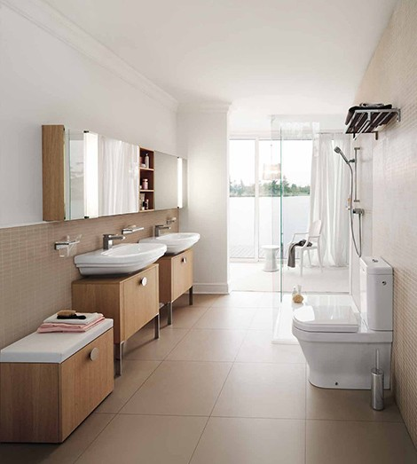 laufen classic bathroom lb3 Modern Bathrooms   new Lb3 bathroom designs by Laufen