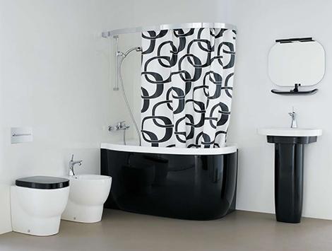 laufen compact bathroom suite 1 Compact Bathroom Suites & Compact Bathtubs from Laufen   new Mimo