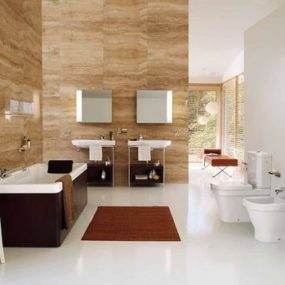 Modern Bathrooms – new Lb3 bathroom designs by Laufen