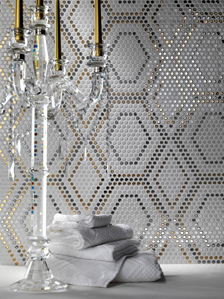 leaceramiche ceramic tile paillettes1 Fashionable Ceramic Tile by Lea Ceramiche